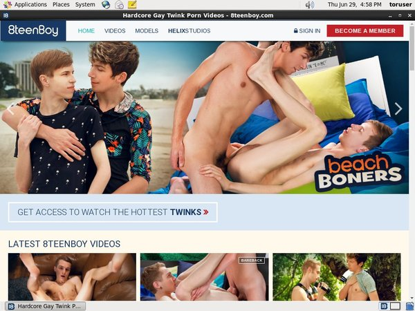 8 Teen Boy Free Collection