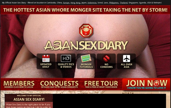 Diary Sex Asian Discount Trial