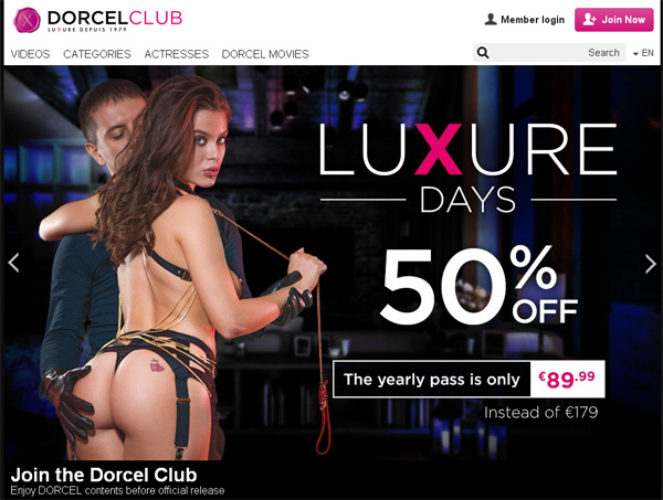 Dorcelclub Free Full